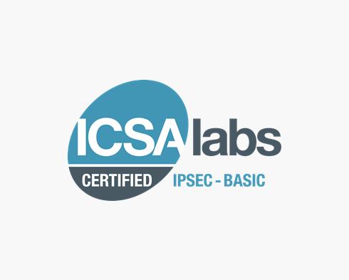 ICSA Labs SSL-TLS Certified
