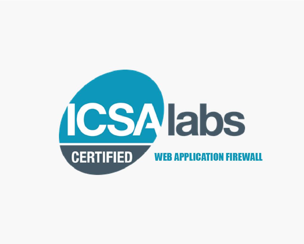 ICSA Labs Web Application Firewall